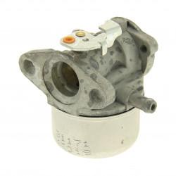 Carburateur pour moteur Briggs Stratton ES45 (avec pompe amorçage)