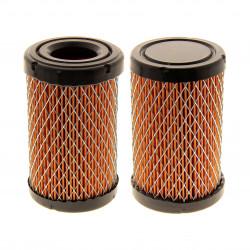 Filtre air moteur Briggs Stratton Intek et Powerbuilt (forme cylindrique)