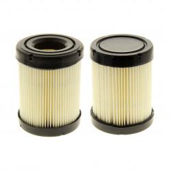 Filtre air (rond) Briggs Stratton Powerbuilt 10,5 / 11,5 / 12,5 / 13,5 / 3105 / 3130 / 3115 / 3125