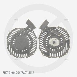 Lanceur (acier) Briggs Stratton Powerbuilt 10,5 I/C OHV et Powerbuilt 10,5