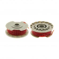 Bobine fil pour Gardena Turbotrimmer SmallCut 300 et EasyCut Li 18-23