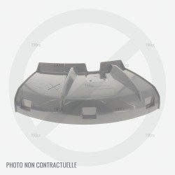 Carter protection débroussailleuse Mc Culloch B40 BT