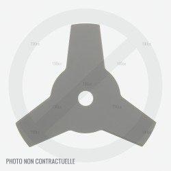 Couteau 3 dents Mc Culloch B 40, Cabrio Plus, Elite et Partner B / BA