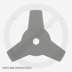 Couteau débroussailleuse 8 dents Mc Culloch PREMIO et Partner B / BA