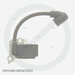 Bobine electronique pour debroussailleuse Alpina BKE 27 et BKE 27 D