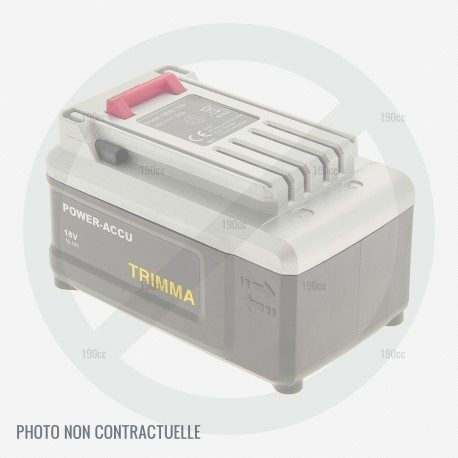Batterie pour coupe bordure Gardena Accu 60
