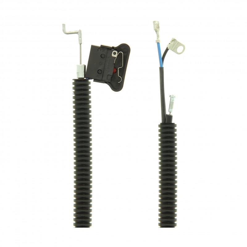 cable de gaz stihl fs 400 et fs 450 190cc. Black Bedroom Furniture Sets. Home Design Ideas