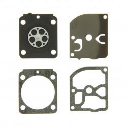 Kit carburateur pour taille haie Stihl HS 81, HS 82, HS 86 et HS 87