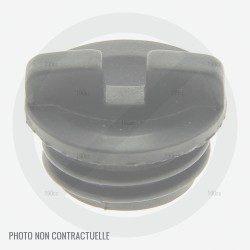 Bouchon reservoir huile tronçonneuse Alpina P400, P450, P460, P500, P510, P522