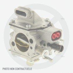 Carburateur tronçonneuse Alpina P402, P402 S, P422, P422 S, Castelgarden XC40P, XC42P