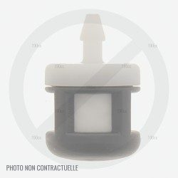 Filtre essence tronçonneuse Alpina P430, P440, P470, P472, P480, Castelgarden XC 48 P