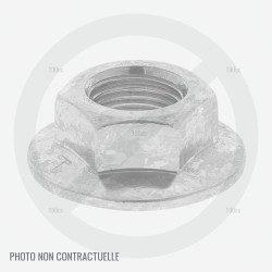 Ecrou de guide pour tronçonneuse Alpina C 25, C 25 Euro 2, CJ 300, CJ 300 C