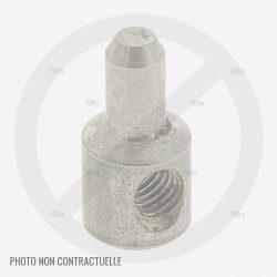 Ecrou tension de chaine pour tronçonneuse Alpina P402, P402 S, Castelgarden EX180