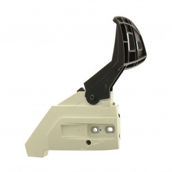 Carter frein de chaine pour tronçonneuse Alpina C 38, C 41, Castor CP 40