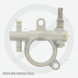 Pompe à huile tronçonneuse Britech BT 36 CS, Sandrigarden TRT 36 30 cm
