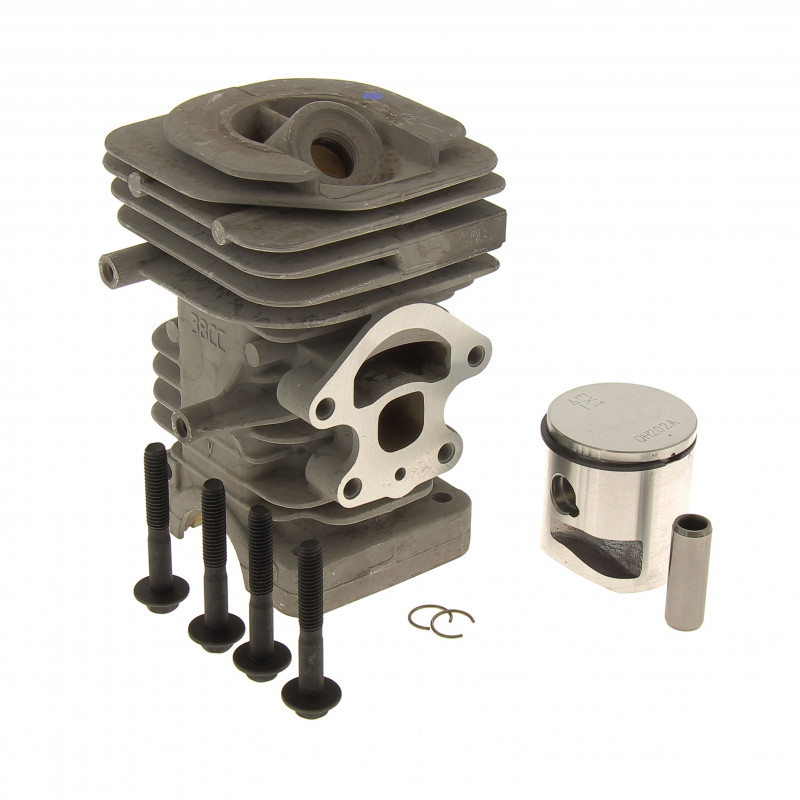 piston pour tron onneuse mc culloch cs340 et cs 380 190cc. Black Bedroom Furniture Sets. Home Design Ideas