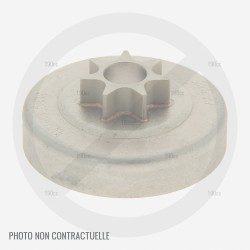 Pignon de chaine pour tronçonneuse Sandrigarden SG 925/25 CS, SG 925/30 CS