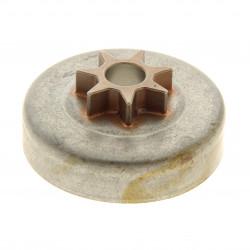 Pignon de chaine pour tronçonneuse Mc Culloch MAC 2818 AV et M4620