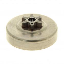 Pignon de chaine pour tronçonneuse Mc Culloch MAC 538 E, Partner P538 E (3/8 - 6 dents)