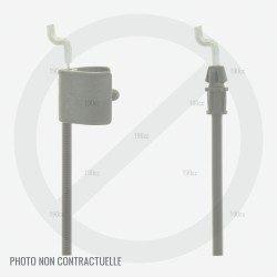 Cable frein et traction tondeuse Greatland GL46SP et Lawnmaster LM 46SP