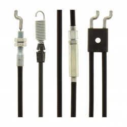 Cable frein et traction tondeuse Greatland TO 450B 46, Verciel CR 46450E SBM