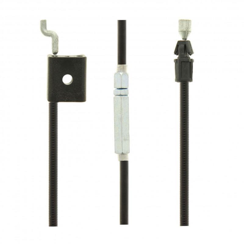 cable de traction pour tondeuse sworn to 500eb 48 190cc. Black Bedroom Furniture Sets. Home Design Ideas