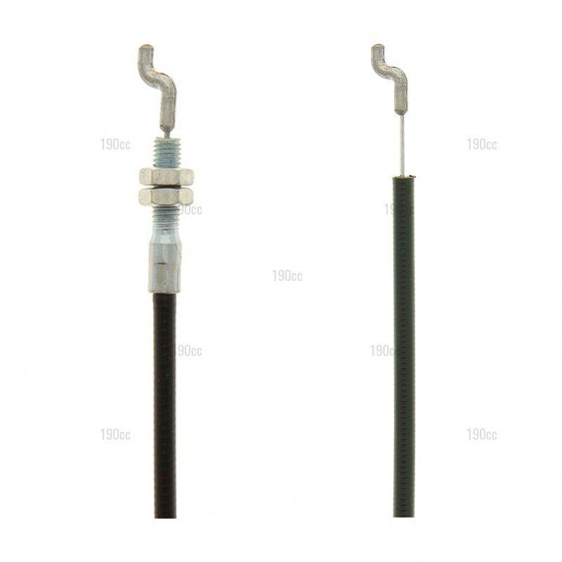 cable traction tondeuse sandrigarden cr48500 sbs, cr53625sbs, gi