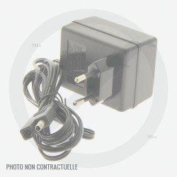 Chargeur batterie tondeuse Id Tech IDT 3640G et Verciel GI 38 LI