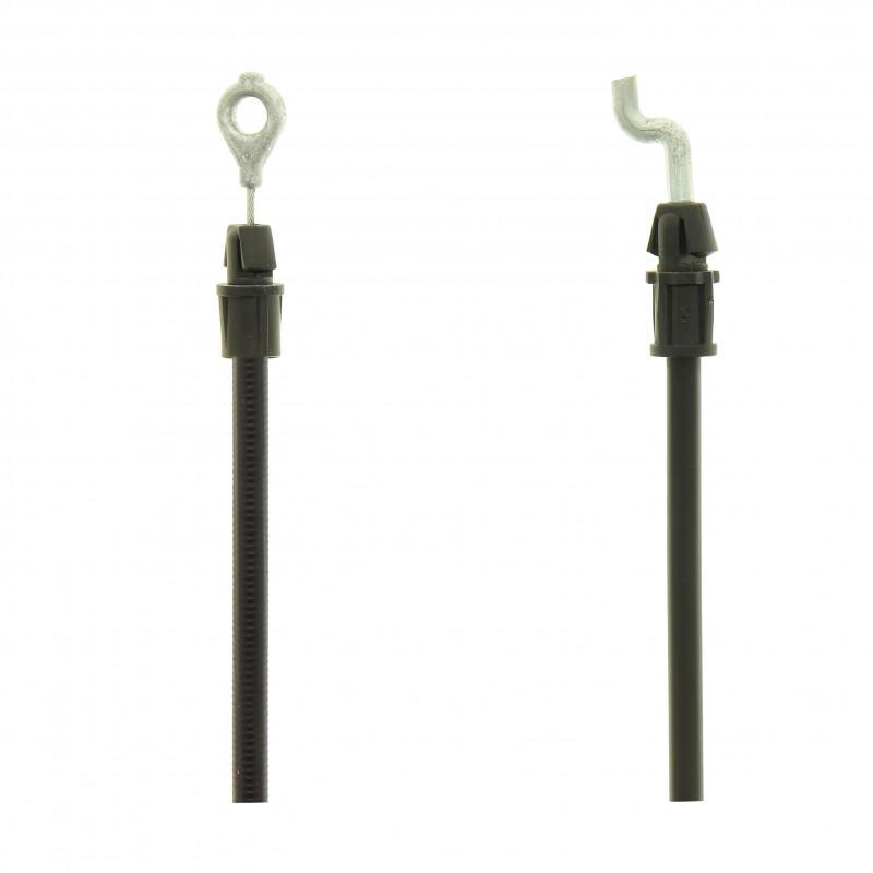 cable frein moteur pour tondeuse moteur honda gcv135. Black Bedroom Furniture Sets. Home Design Ideas