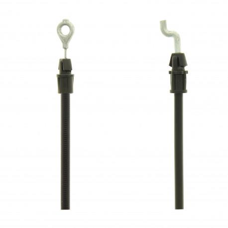 cable frein moteur tondeuse green cut es 500 trb sworn spl484 trb 190cc. Black Bedroom Furniture Sets. Home Design Ideas