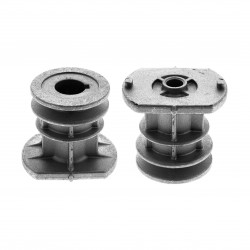 Support de lame (int 22 mm) tondeuse GGP avec AVS et/ou embrayage de lame