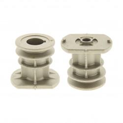 Support de lame tondeuse moteur Honda GCV160/190 pour tondeuse GGP à embrayage de lame et/ou AVS