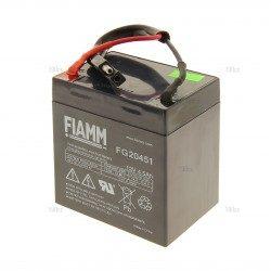 Batterie pour tondeuse à demarrage electrique 12V 4.5 Ah fabrication GGP