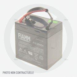 Batterie pour GGP ES464 TRE, ES534 TRE, ESL464 TRE, TU 454 TRE / 504 TRE / 554 TRE