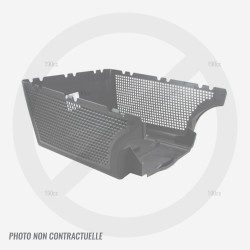 Bac inférieur pour tondeuse Bestgreen E380/38, GGP E380, Alpina BL 380 E