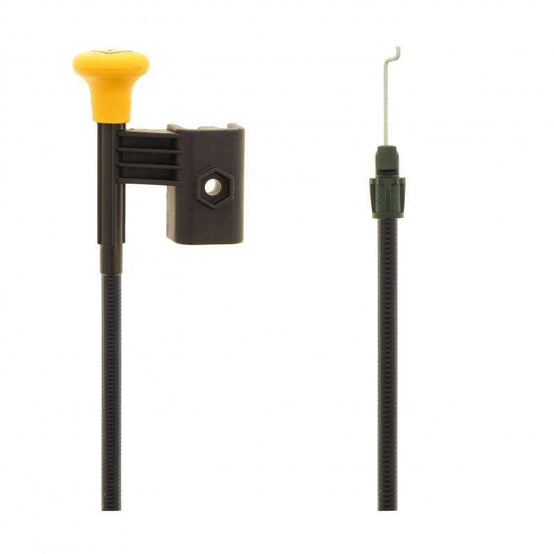 cable de starter tondeuse mtd p 40 b, 53 spohwm, 53 spo, 4635 po