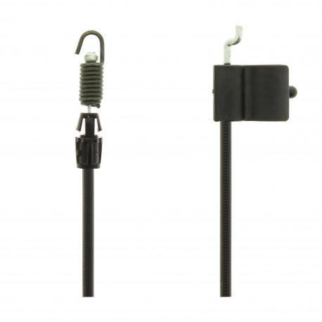 cable traction tondeuse mtd smart 53 spo / 46 spo, optima 53