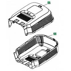 Bac de ramassage pour tondeuse MTD Smart 32 E, commandez 2 pièces pour un bac complet