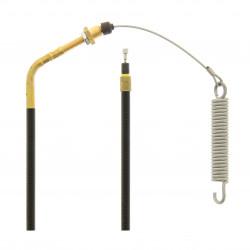 Cable embrayage de lames pour autoportée GGP 92 cm