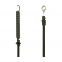 Cable embrayage de lames pour tracteur Lazer LZ 11577RB et LZ 11577HRB