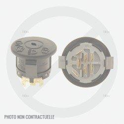 Conatcteur à clés tondeuse autoportée MTD largeur 92 et 105 cm