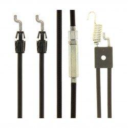 Cable traction et frein Bestgreen BG 148-40, BG125 40, Sterwins 400BSP, GGP EPL424