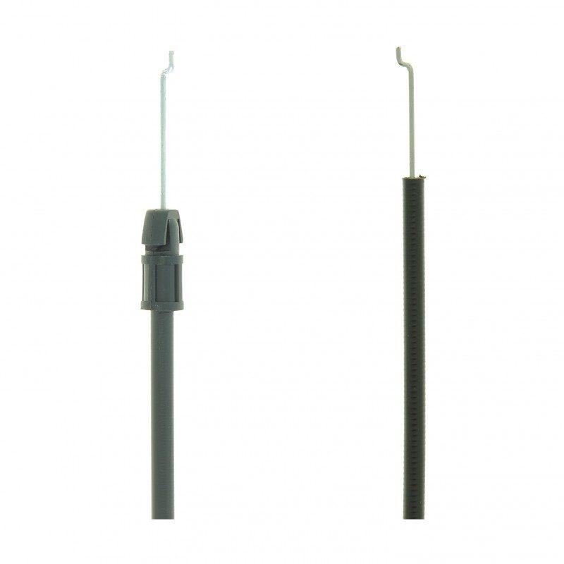 cable accelerateur tondeuse auchan t1000 t1500 t1700 mc culloch m46 625 cmdew m51 625 et m53. Black Bedroom Furniture Sets. Home Design Ideas