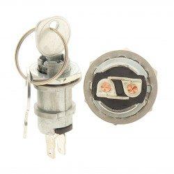 Contacteur à clés tondeuse à démarrage electrique fabrication GGP