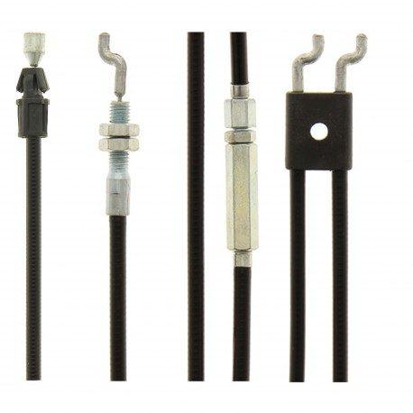 Cable frein et traction pour tondeuse Verciel CR 46450E SBM, Greatland CL TO