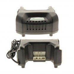 Chargeur batterie tondeuse GGP EL340 Li, EL380 Li, Alpina AL1 34 Li, AL1 38 Li