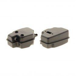 Silencieux débroussailleuse Stihl FS 120, 200, 250 et 350