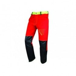 V tements de protection francital 190cc - Pantalon de bucheron ...