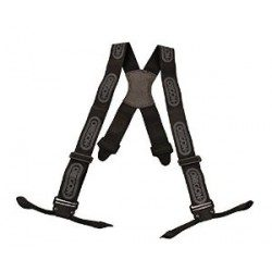 Bretelles pour pantalon anti coupure
