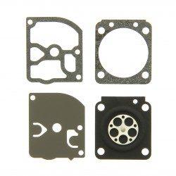 Kit carburateur Zama pour Stihl HS 85, HS 80, HS 75, HL 75, HL 45 et FH 75